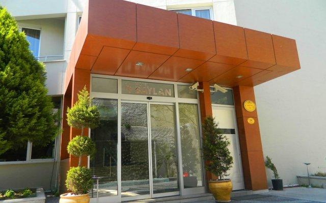 Baylan Basmane Турция, Измир - 1 отзыв об отеле, цены и фото номеров - забронировать отель Baylan Basmane онлайн вид на фасад