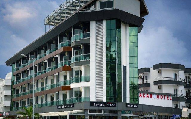 Acar Hotel вид на фасад