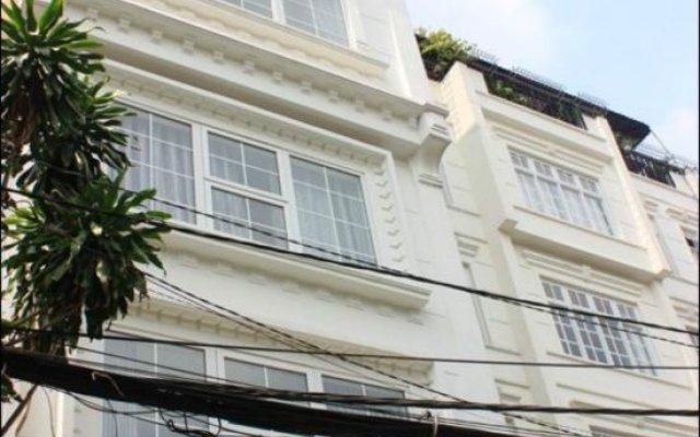Апартаменты HAD Apartment Nguyen Dinh Chinh вид на фасад