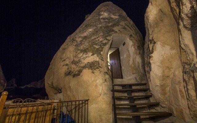 Divan Cave House Турция, Гёреме - 2 отзыва об отеле, цены и фото номеров - забронировать отель Divan Cave House онлайн вид на фасад
