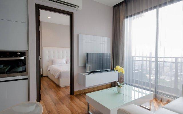 Отель Ariva Ivy Ampio Таиланд, Бангкок - отзывы, цены и фото номеров - забронировать отель Ariva Ivy Ampio онлайн комната для гостей