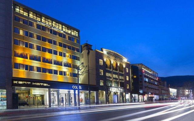 Kent Hotel Турция, Бурса - отзывы, цены и фото номеров - забронировать отель Kent Hotel онлайн вид на фасад