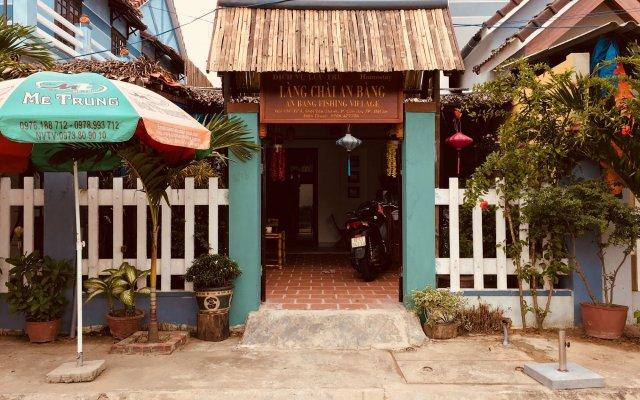 Отель Fishing Village An Bang Homestay Hoi An вид на фасад