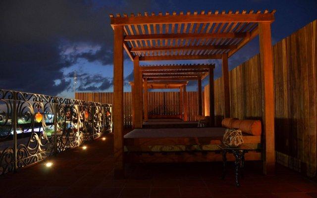 Отель La Pasion Hotel Boutique Мексика, Плая-дель-Кармен - отзывы, цены и фото номеров - забронировать отель La Pasion Hotel Boutique онлайн вид на фасад