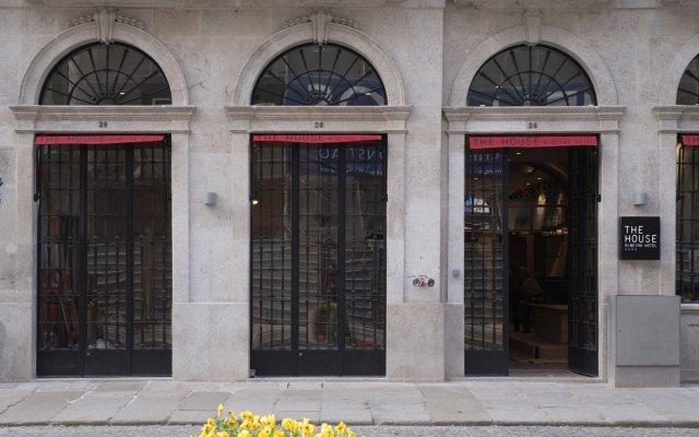 The House Ribeira Porto Hotel Порту вид на фасад