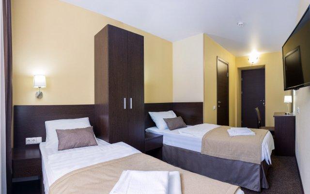 Отель Ваш отель Екатеринбург комната для гостей