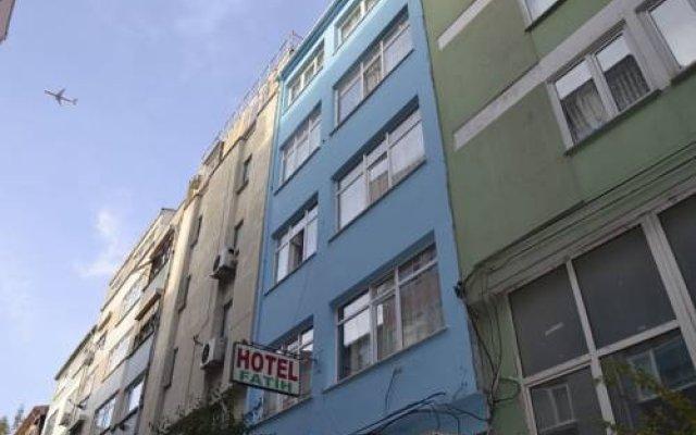 Istanbul Mosq Hotel at Fatih вид на фасад
