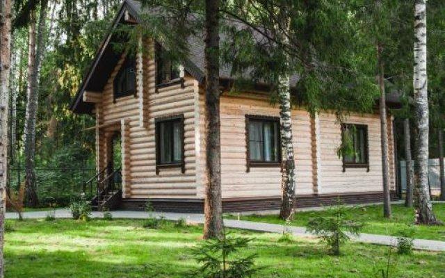 Гостиница Guest House Romashkino в Лунево отзывы, цены и фото номеров - забронировать гостиницу Guest House Romashkino онлайн вид на фасад