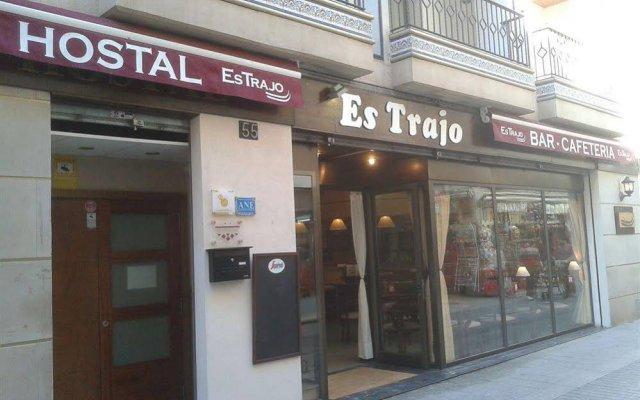Отель Hostal Vila del Mar Испания, Льорет-де-Мар - 3 отзыва об отеле, цены и фото номеров - забронировать отель Hostal Vila del Mar онлайн вид на фасад