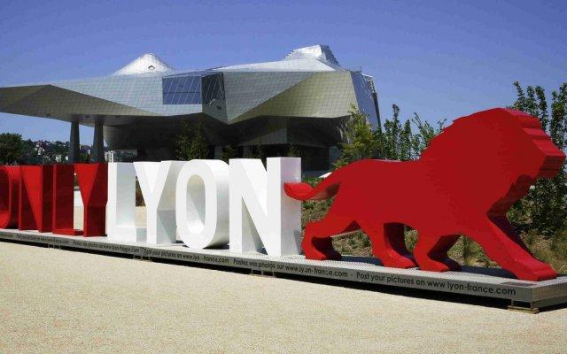 Novotel Lyon Confluence