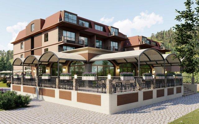 Отель Algara Beach Hotel - All Inclusive Болгария, Кранево - отзывы, цены и фото номеров - забронировать отель Algara Beach Hotel - All Inclusive онлайн вид на фасад