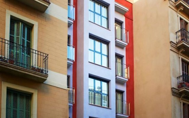 Апартаменты Aramunt Apartments вид на фасад
