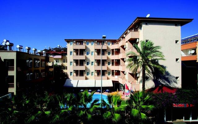 Helios Hotel Турция, Сиде - отзывы, цены и фото номеров - забронировать отель Helios Hotel - All Inclusive онлайн вид на фасад