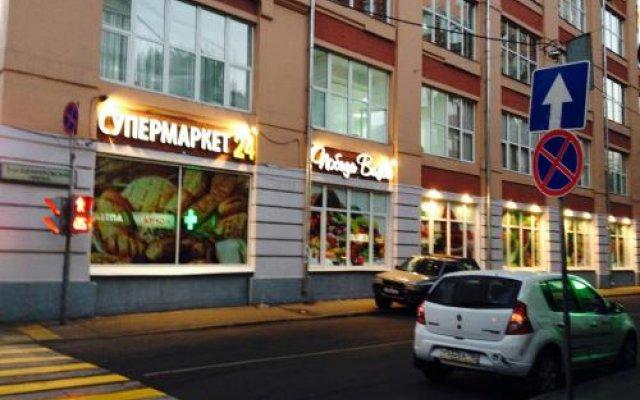 Hotel Sad Москва вид на фасад