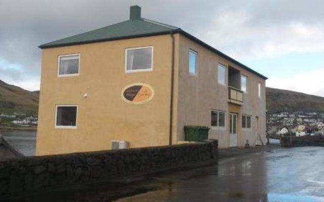 Отель Guesthouse Hugo вид на фасад