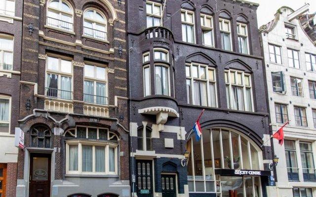 Отель XO Hotels City Centre вид на фасад