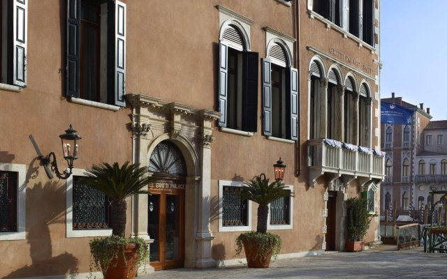 The Gritti Palace Venice, A Luxury Collection Hotel Венеция вид на фасад