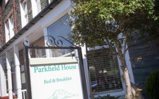 Отель Parkfield House вид на фасад