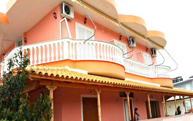 Апартаменты Dorti Apartments вид на фасад