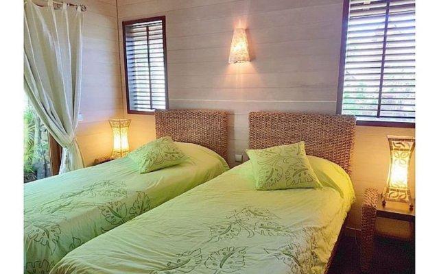 Отель Villa Te Ata - Moorea комната для гостей