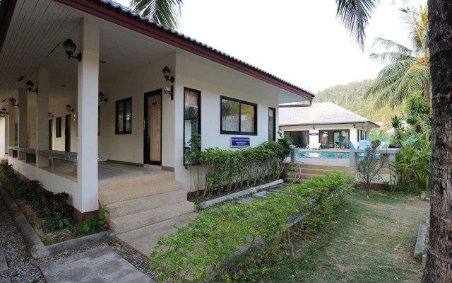 Отель Southern Lanta Resort Таиланд, Ланта - отзывы, цены и фото номеров - забронировать отель Southern Lanta Resort онлайн вид на фасад