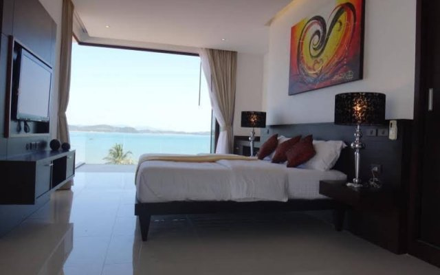 Отель The Sunrise Ocean Villas комната для гостей