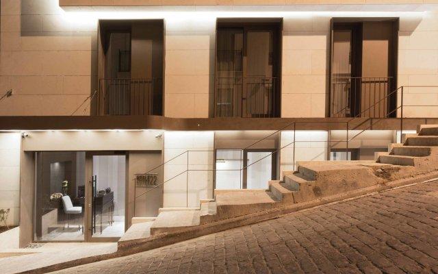 Отель Noble22 Suites вид на фасад
