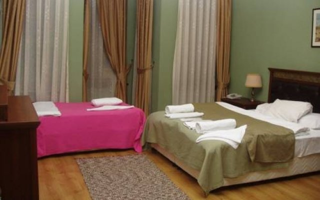 Shamrock Hotel комната для гостей