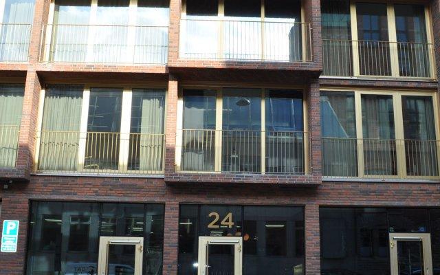 Отель Avenyn - Företagsbostäder Швеция, Гётеборг - отзывы, цены и фото номеров - забронировать отель Avenyn - Företagsbostäder онлайн вид на фасад