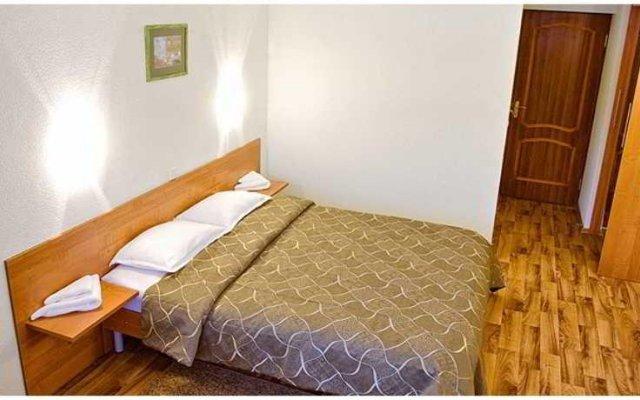 Отель 69 Parallel Мурманск комната для гостей