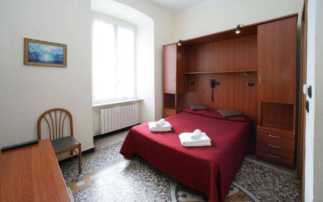 Hotel Le Tre Stazioni комната для гостей
