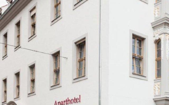 Отель Aparthotel Am Schloss Германия, Дрезден - отзывы, цены и фото номеров - забронировать отель Aparthotel Am Schloss онлайн вид на фасад