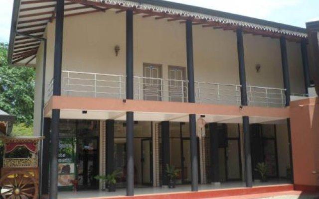 Отель Accia Holiday Resort вид на фасад