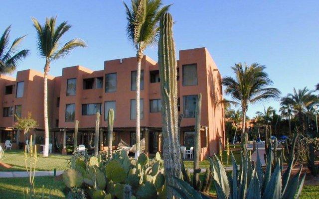 Отель Holiday Inn Resort Los Cabos Все включено вид на фасад