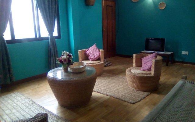 Отель Nirvana Private Apartment Непал, Катманду - отзывы, цены и фото номеров - забронировать отель Nirvana Private Apartment онлайн комната для гостей