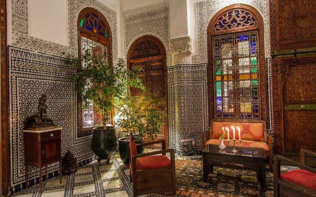 Отель Dar Al Andalous Марокко, Фес - отзывы, цены и фото номеров - забронировать отель Dar Al Andalous онлайн вид на фасад