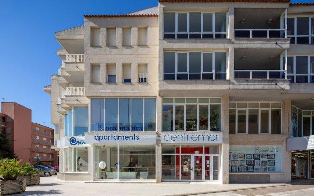 Отель Centremar Испания, Л'Эстартит - отзывы, цены и фото номеров - забронировать отель Centremar онлайн вид на фасад