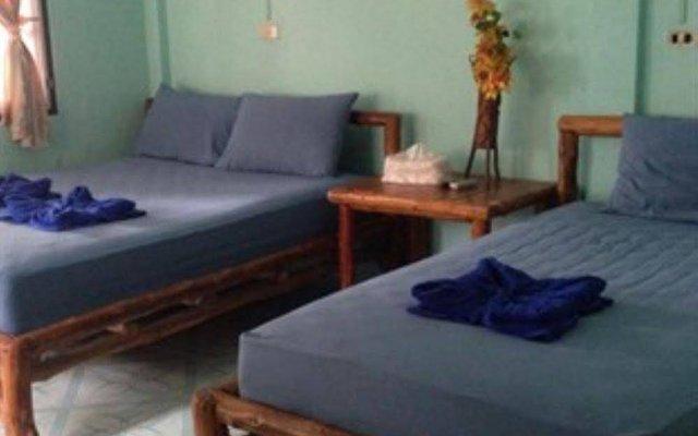 Отель Kallapangha Bungalow Koh Tao комната для гостей