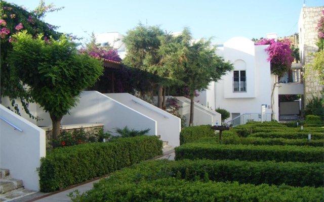Отель Salmakis Resort & Spa вид на фасад