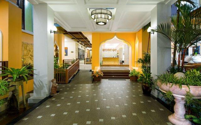 Отель Aiyara Palace Таиланд, Паттайя - 3 отзыва об отеле, цены и фото номеров - забронировать отель Aiyara Palace онлайн вид на фасад