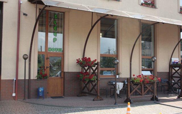 Гостиница Sleep Hotel Украина, Львов - 1 отзыв об отеле, цены и фото номеров - забронировать гостиницу Sleep Hotel онлайн вид на фасад