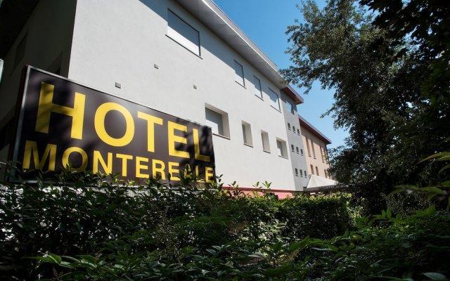 Отель Montereale Италия, Порденоне - отзывы, цены и фото номеров - забронировать отель Montereale онлайн вид на фасад