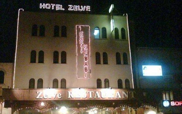 Hotel Zelve вид на фасад