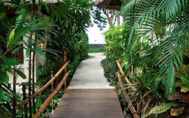 Отель Mimpi Resort Tulamben Dive and Spa вид на фасад