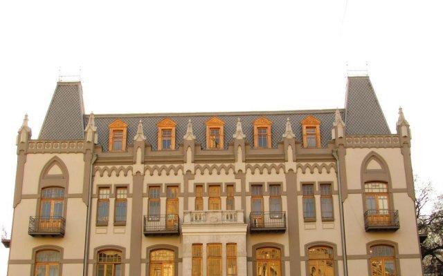 Отель Александрия Грузия, Тбилиси - отзывы, цены и фото номеров - забронировать отель Александрия онлайн вид на фасад