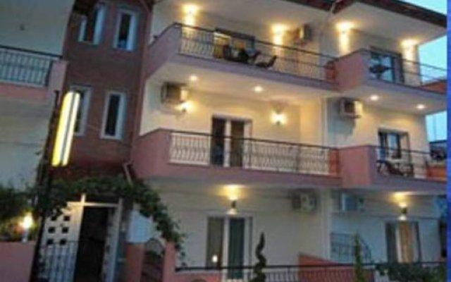 Отель Kaplanis House Греция, Ситония - отзывы, цены и фото номеров - забронировать отель Kaplanis House онлайн вид на фасад