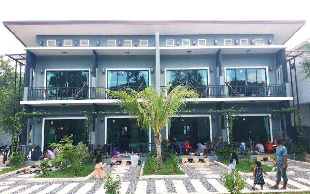 Отель Lanta Amara Resort Таиланд, Ланта - отзывы, цены и фото номеров - забронировать отель Lanta Amara Resort онлайн вид на фасад