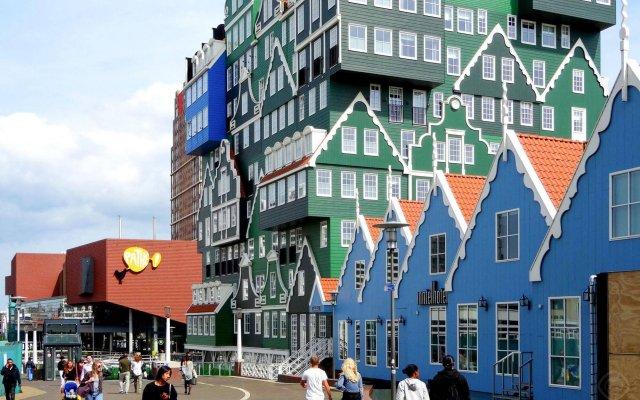 Отель Peldersveld Area Apartment Нидерланды, Занстад - отзывы, цены и фото номеров - забронировать отель Peldersveld Area Apartment онлайн