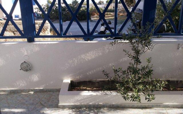 Отель Roula Villa Греция, Остров Санторини - отзывы, цены и фото номеров - забронировать отель Roula Villa онлайн вид на фасад