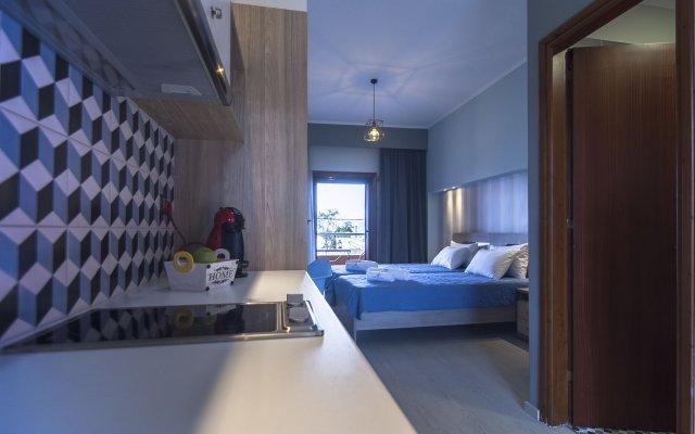 Отель Aparthotel Ano комната для гостей